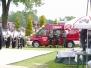 2004 - Przekazanie i poświęcenie Forda Transita